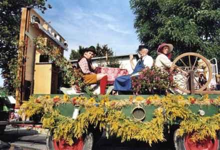 Festumzug 700 Jahre Schönbach 5
