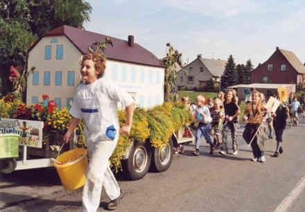 Festumzug 700 Jahre Schönbach 20