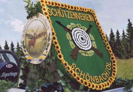 Festumzug 700 Jahre Schönbach 21