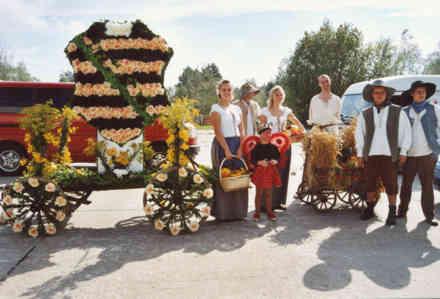 Festumzug 700 Jahre Schönbach 22