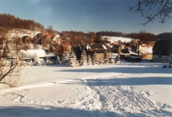 Winter in Schönbach 2